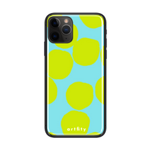 Load image into Gallery viewer, Polka Dots - Glass Phone Case