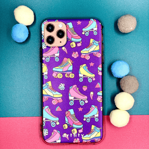 80s Chic - Silicone Phone Case