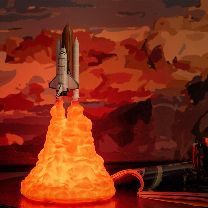 Space Shuttle Lamp-BIG Promotion-65%OFF and FREE SHIPPING!!!