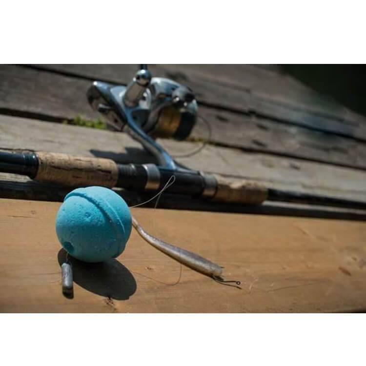 Fish Trap-- Magic Bubble Ball Fishing Bait