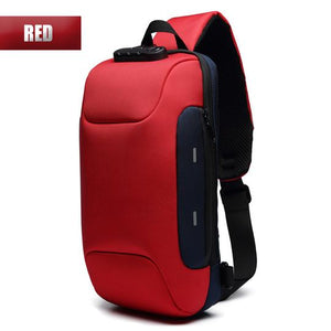 ANTI-THEFT BACKPACK WITH 3-DIGIT LOCK 的副本