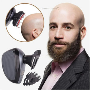 TODAY PROMOTION Original 5 in 1 4D EASY HEAD SHAVER