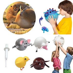 TPR Animal Balloons--🎁buy 3 get 2 free only today🎁