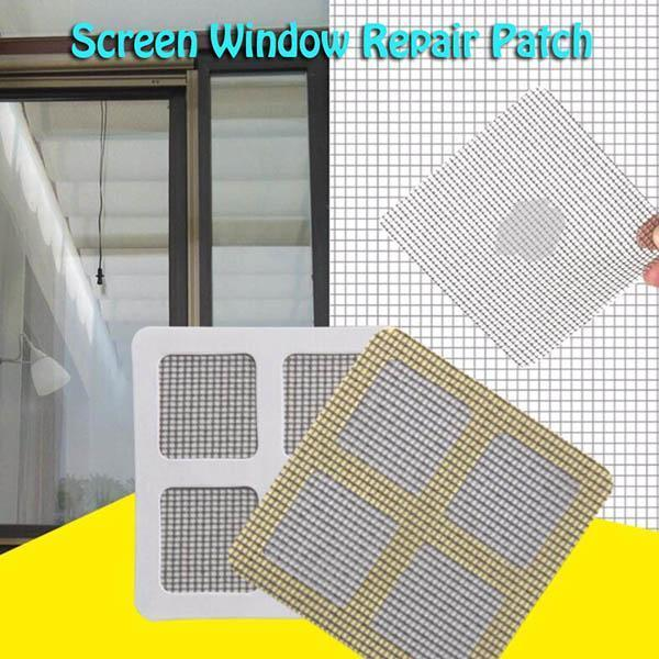 Screen Window Repair Patch-Big Promotion 50% Off Today Only