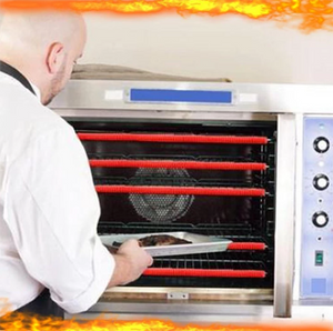 BIG PROMOTION ONLY TODAY Heat Resisting Oven Rack Protector