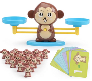 Smart monkey counting toys(The second pcs get 20% Off & Free Shipping)