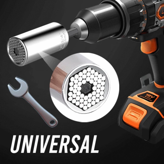 [HOT SALE]-Universal Torque Wrench Head Set(50% OFF!!!)