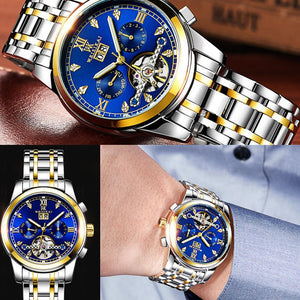 Luxury waterproof automatic mechanical watch🔥Buy 2 get 10% OFF