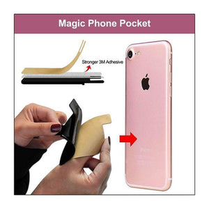 BUY 4 FREE SHIPPING-MAGIC PHONE POCKET