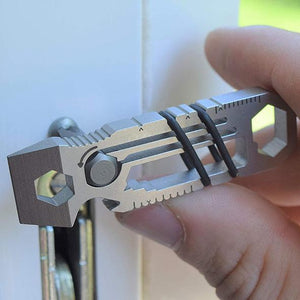 Tiny Ratchet Multi-Tool Key-Chain