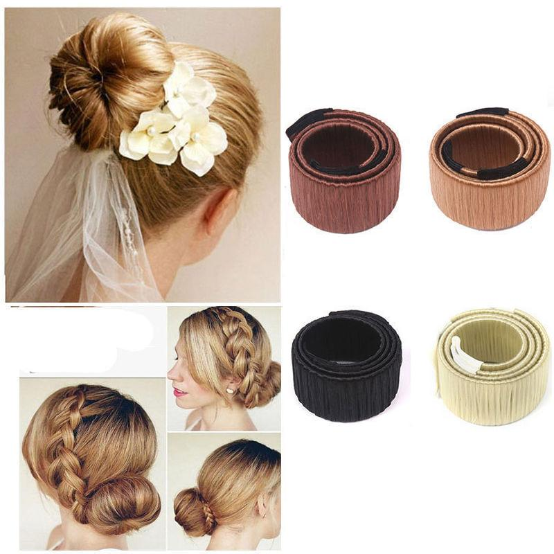 (50% Off Today Only!) MAGIC DIY HAIR BUN MAKER- 6 Colors Big Promotio🔥🔥🔥