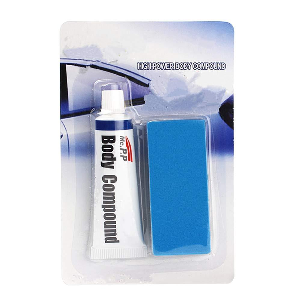 Car Body Compound Paste Set