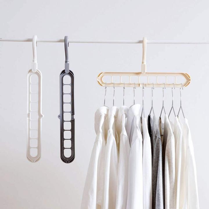 【80% OFF TODAY】porous design multi-purpose hanger