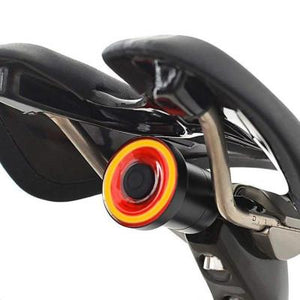 Bicycle Taillight Artifical Induction