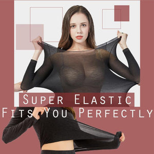 BUY 2 FREE SHIPPING--Seamless Elastic Thermal Inner Wear Set