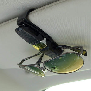 Sun Visor Glasses Holders