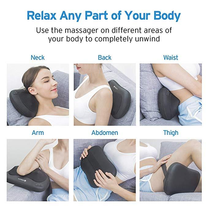 Shiatsu Back Neck Massager