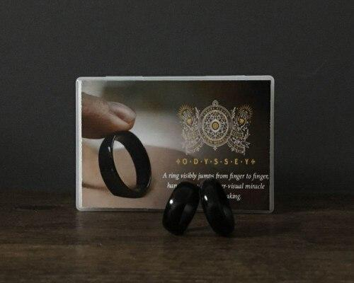 Buy 1 Get 1 Free Today Only-Odyssey Ring-Magic Tricks Jumping Ring