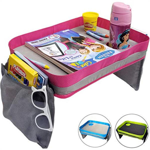 Car Seat Lap Tray for Children & Toddlers