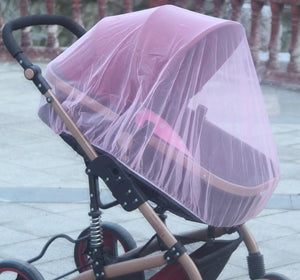 Baby Mosquito Net - Perfect Fit for Strollers, Car Seats, Bassinets and Carriers