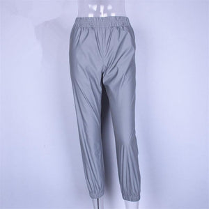 Reflective Jogger Pants(Order Yours Today 50% Off )
