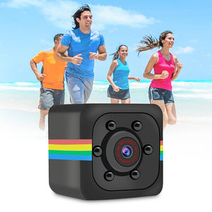 SQ11 Mini Camera Full HD 960P Sports Cameras Night Vision Car DV DVR Easy To Install Home Protection Cams Dropshipping