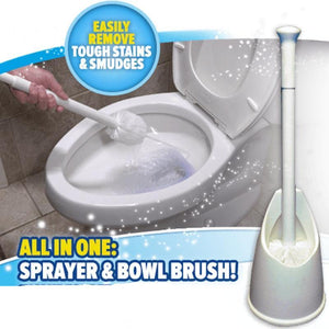 Buy two free shipping-3 in 1 Magic Toilet Brush