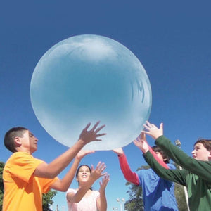 The Amazing SUPER Bubble Ball