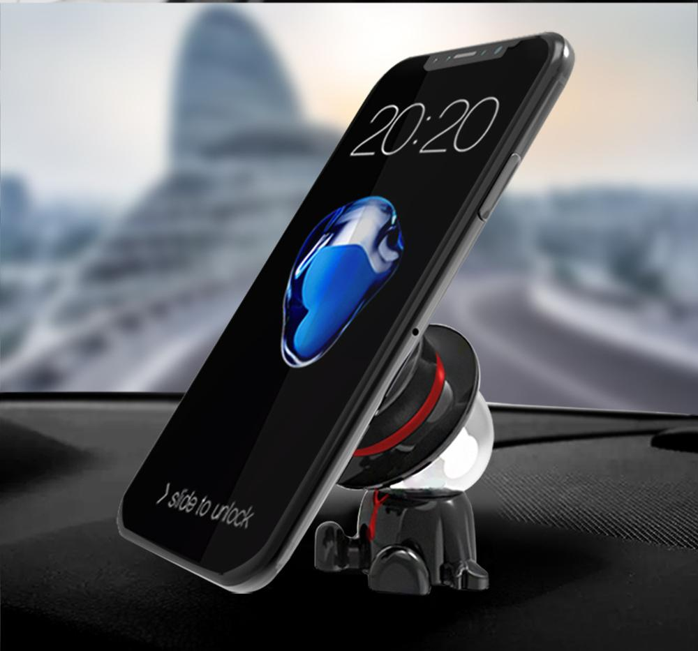 Magnetic Hat-man Cell Phone Stand Holder--💖💖buy 3 free shipping