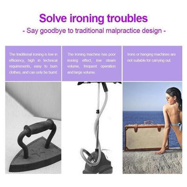 Portable Ironing Machine-50% OFF TODAY!!!