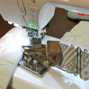 Quilting Binder Attachment
