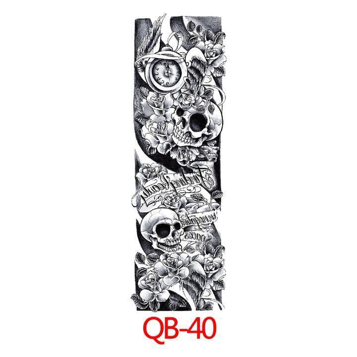 🔊🔊ONLY $8.8 TODAY-Waterproof Temporary Sleeve Arm Tattoo