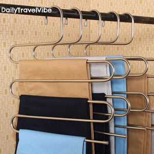 Space Saving Stainless Steel Hanger