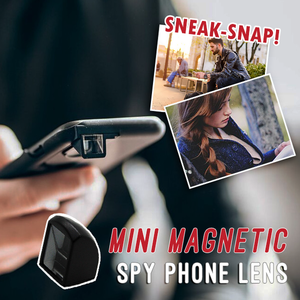 UP TO 65% OFF Only For Today !! Mini Magnetic Spy Phone Lens