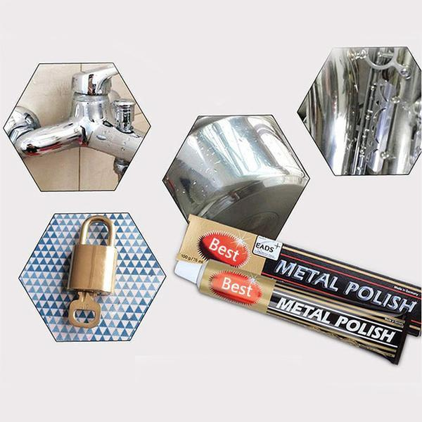 (Order Yours Today 50% Off 😱 )Metal Polish to Cleaning