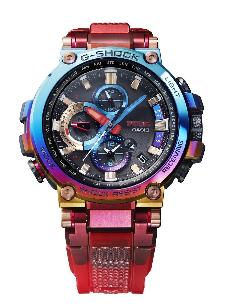 COMING SOON Casio G SHOCK 2020ss Metal Twisted G Shock