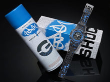 "Load image into Gallery viewer, Casio G SHOCK x ""STASH"" Graffiti Style GA-100ST"