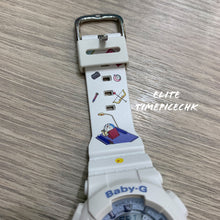 "Load image into Gallery viewer, Casio BABY-G 25th Anniversary x ""DORAEMON"" BA-110BE-7APRDL"