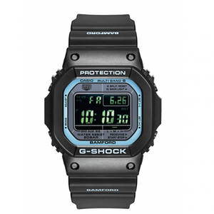 "Casio G Shock 2020 x ""BAMFORD"" Watch Department London GW-M5610BWD20-1 Euro Exclusive"