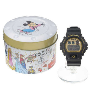 "Casio G Shock x ""DISNEY"" 25th Anniversary DW-6900FS"