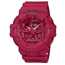 "Load image into Gallery viewer, Casio G SHOCK 35th Anniversary ""RED-OUT"" GA-735C"