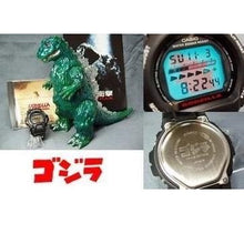 "Load image into Gallery viewer, Casio G SHOCK x ""GODZILLA"" King of the Monster DW-6600BGZ Japan Premium  Collection 2001"
