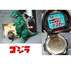 "Casio G SHOCK x ""GODZILLA"" King of the Monster DW-6600BGZ Japan Premium  Collection 2001"