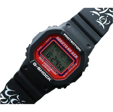 "Load image into Gallery viewer, Casio G Shock x ""Fist of the North Star"" 北斗の拳 25th Anniversary DW-5600VT"
