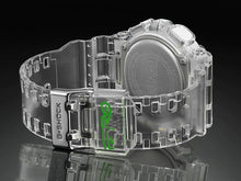 "Load image into Gallery viewer, Casio G SHOCK x ""A$AP FERG"" Skeleton ""ICY DIAMOND) GA-110FRG"