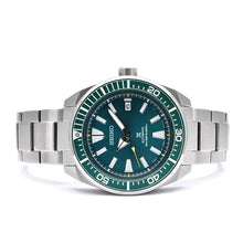 "Load image into Gallery viewer, Seiko PROSPEX Japan Exclusive ""GREEN HULK SAMURAI"" SBDY043"