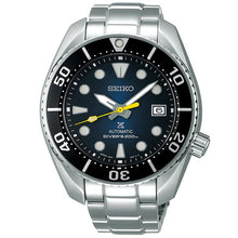 "Load image into Gallery viewer, Seiko PROSPEX 2020 Japan Exclusive ""DEEP BLUE SUMO DIVER"" SBDC099"