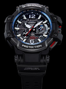 "Casio G Shock 2014 The World's First GPS ATOMIC ""GRAVITYMASTER"" GPW-1000-1A"