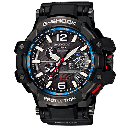 Casio G Shock 2014 The World's First GPS ATOMIC