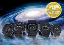 "Load image into Gallery viewer, Casio G SHOCK 35th Anniversary ""BIG BAND BLACK"" MUDMASTER GG-1035A"